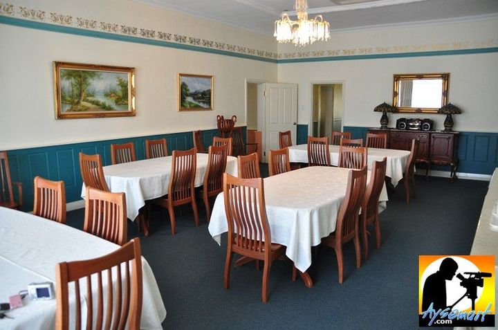Dining room at Mystique Maison boutique bed and breakfast, Goomalling