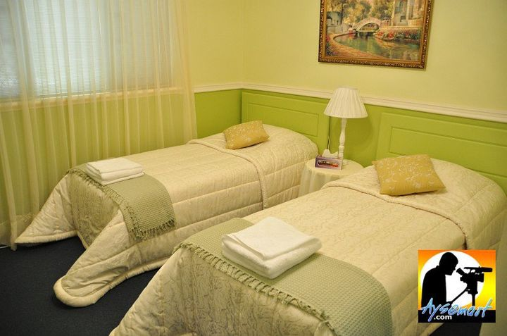 Twin bed room at Mystique Maison boutique bed and breakfast, Goomalling