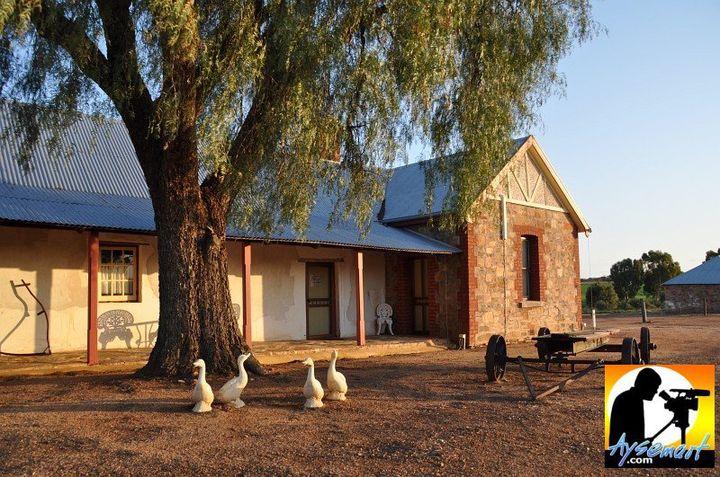 Historic Slater Homestead, Goomalling, Western Australia