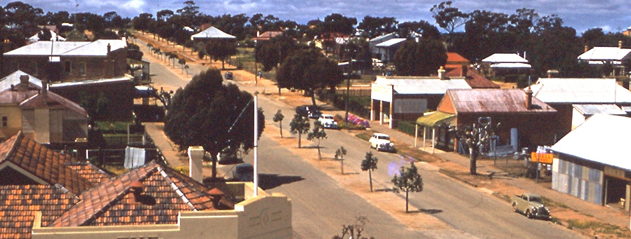 old Forrest Street
