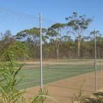 Konnongorring Tennis Courts, Goomalling Western Australia