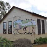 The Goomalling Museum is in the old Konnongorring school house