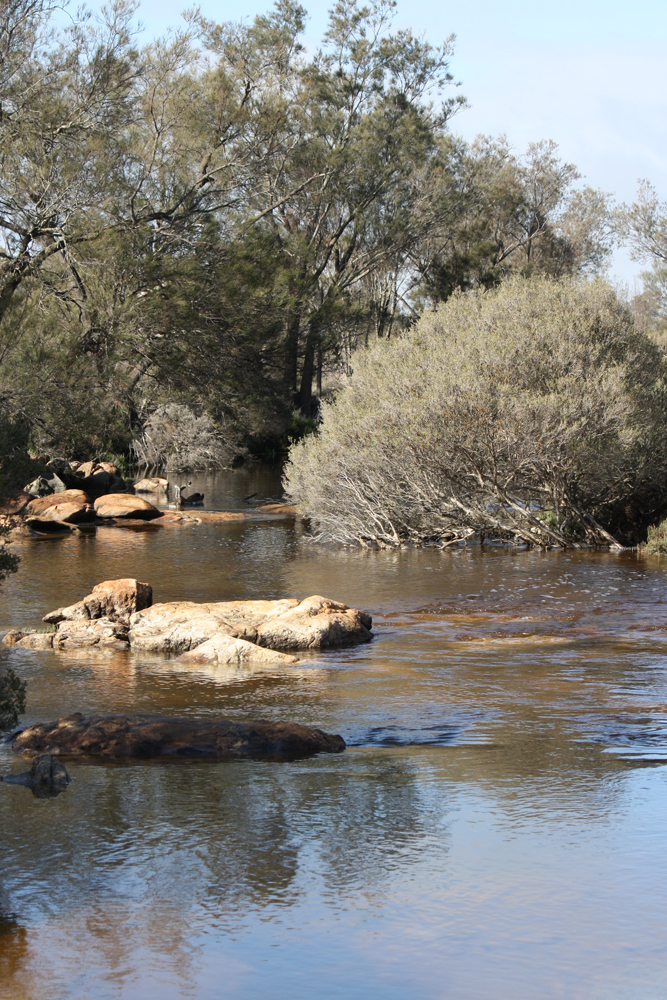 Mortlock River, Goomalling