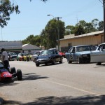 Goomalling Flyer Vintage Car Event, Sunday 11 March 2012