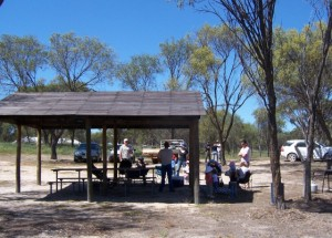 Oak Park picnic area
