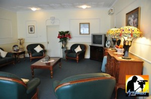 Lounge room at Mystique Maison boutique bed and breakfast, Goomalling