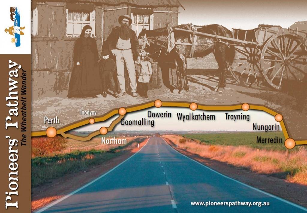 Pioneers' Pathway, Western Australia