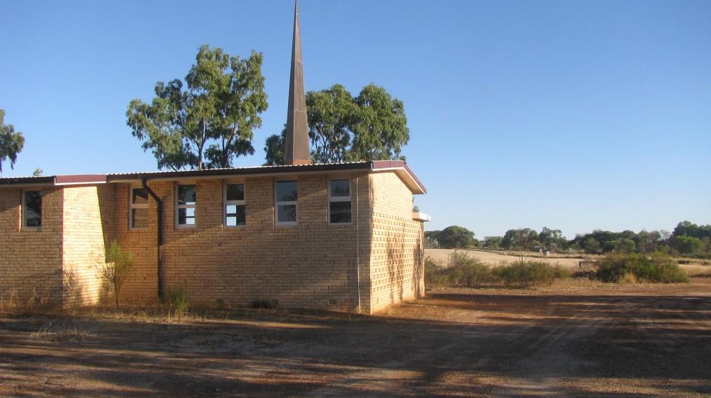 Konnongorring Church, Goomalling Western Australia