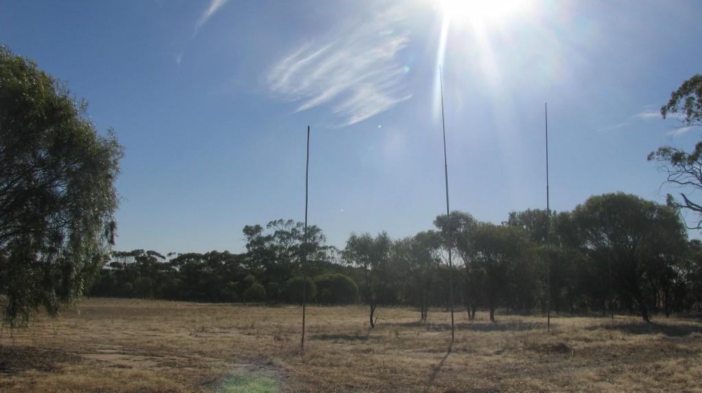 Konnongorring Football Oval, Goomalling Western Australia