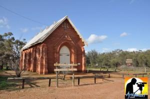 St Isadore's Catholic Church at Jennacubbine, Goomalling, Western Australia
